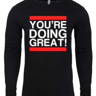 YDG Unisex Black Long Sleeve