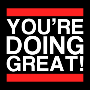 You're Doing Great! Logo